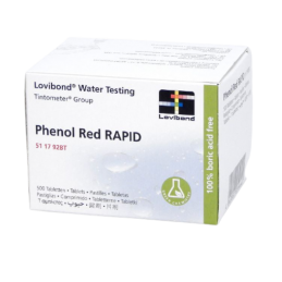 Reagente Phenol Red Rapid