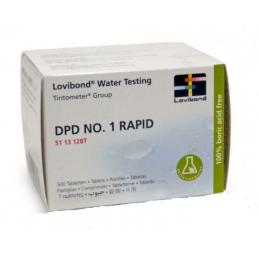 Reagente DPD N 1 Rapid